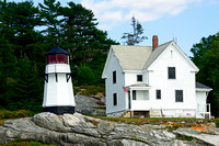 Perkins Island Lighthouse