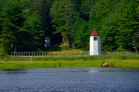 Kennebec River Range Lights